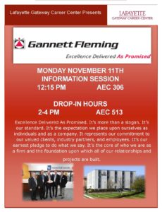 Gannet Fleming Recruiting